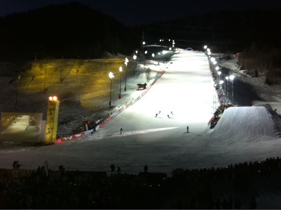 Live vom Interski 2011